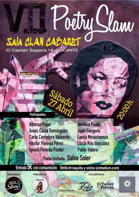 poetry slam alicante